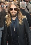 Jared Leto All-Black Ensemble