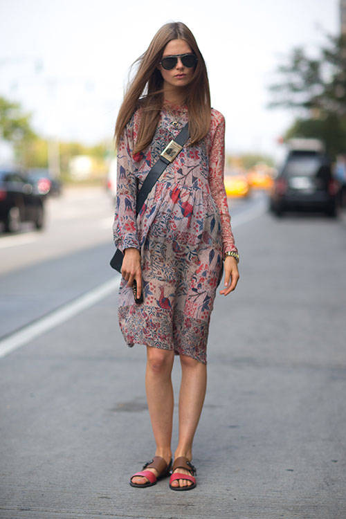 Isabel Marant Floral Dress