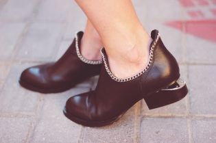 Chunky Style Boots