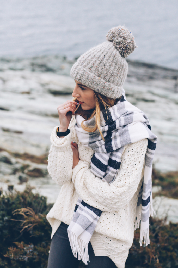 JCrew-Beanie-Madewell-Scarf-Prosecco-and-Plaid