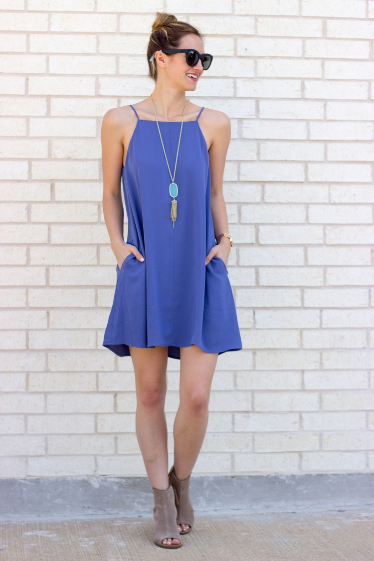 livvyland-blog-olivia-watson-austin-texas-fashion-blogger-periwinkle-spring-square-neck-shift-dress-majorca-toms-taupe-booties-spring-bright-outfit-10