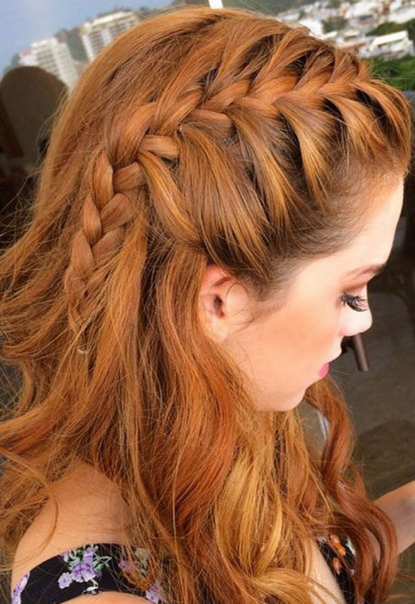 Peachy 7 New Braided Hairstyles To Try Now Spreadstyle Hairstyle Inspiration Daily Dogsangcom