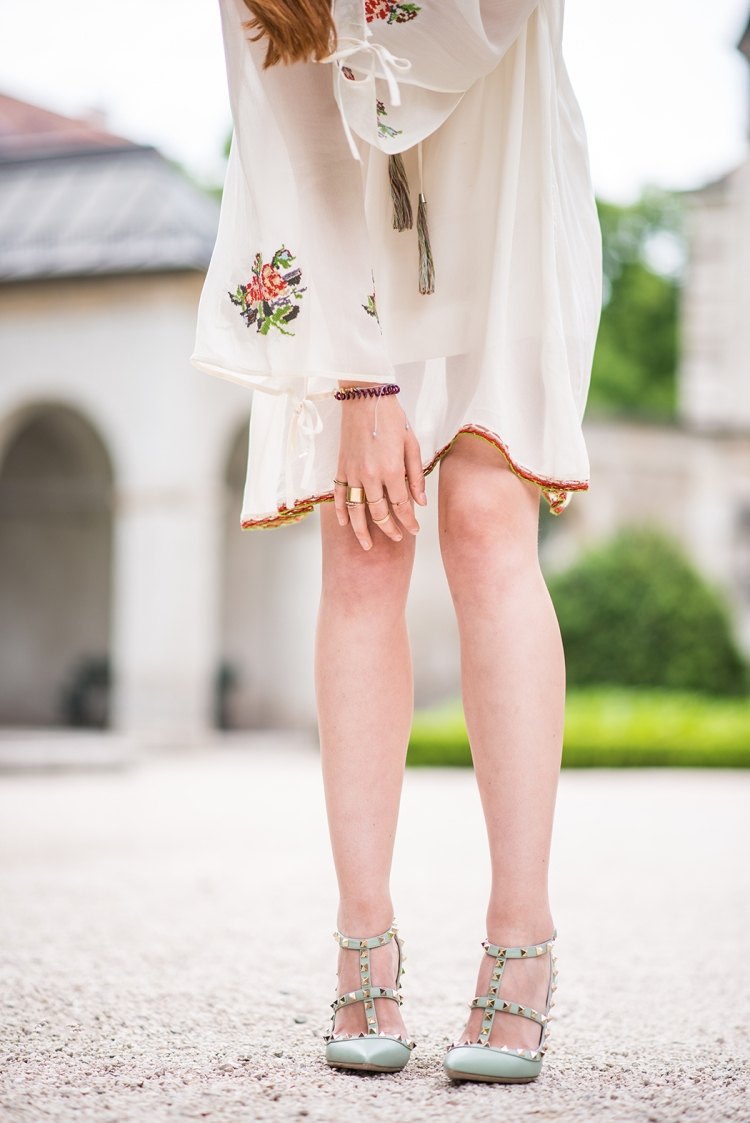 Twin-Set-Hippie-Kleid-Valentino-Rockstuds-Heels-Rote-Haare-Blogger-Linda-Rella-Fashionblog-Fashionblogger-Blog-Lifestyle-Linda-Fashion-7