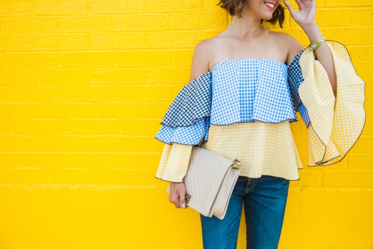Wear-Where-Well-Caroline-Constas-gingham-top_0008