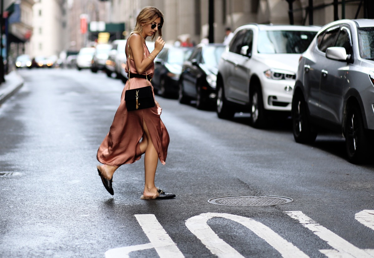 Street Style Watch New York Fashion Week Spreadstyle
