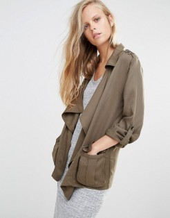 ASOS Waterfall Jacket
